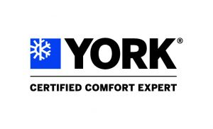 We are a York Certified Comfort Expert