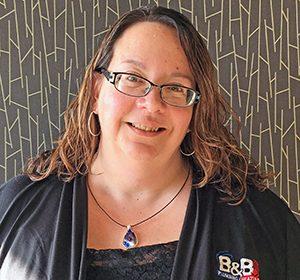 Glori Harrington, B&B Service Dispatcher