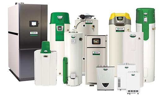 AO Smith Product Line - B&B Plumbing and Heating