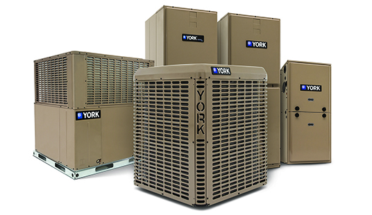 York HVAC Products - B&B Plumbing and Heating