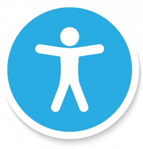 Digital Accessibility Icon